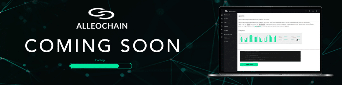AlleoChain Coming Soon