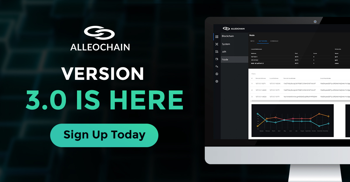 AlleoChain Version 3 Is Here